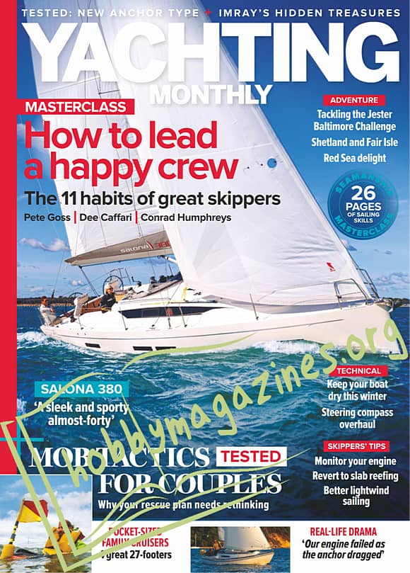 Yachting Monthly - January 2020