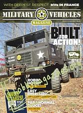 Military Wehicles Magazine - February 2020