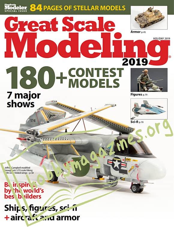 FineScale Modeler Special - Great Scale Modeling 2019