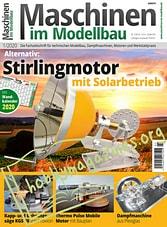 Maschinen im Modellbau 2020-01