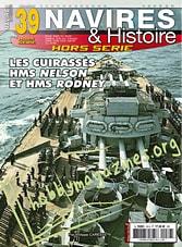 Navires & Historie Hors Serie 39 - Les Cuirasses HMS Nelson et HMS Rodney
