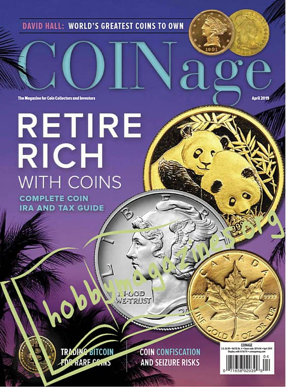 COINage - April 2019