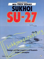 Sukhoi Su-27.Design and Development of Russia's Super Interceptor