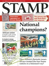 Stamp Magazine  - January 2020