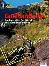 Eisenbahn Journal Bahnen+Berge 1/2020 - Gotthardbahn