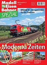 ModellEisenBahner Spezial Nr.25 2020