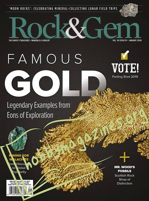 Rock&Gem - January 2020