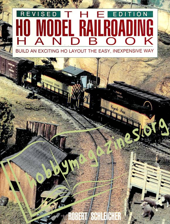 The H0 Model Railroading Handbook