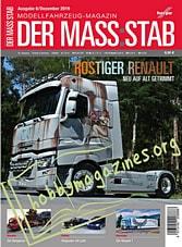 Der MASS:STAB – Dezember 2019