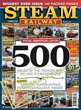 Steam Railway – 13 December 2019
