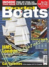 Model Boats - January 2020