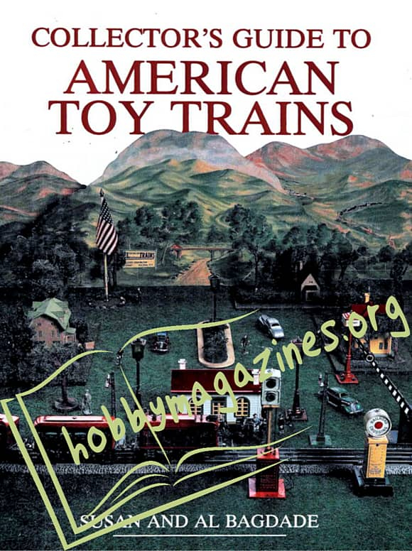 Collector's Guide to American Toy Trains