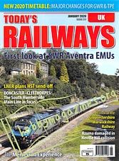 Today's Railways UK - January 2020