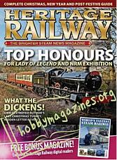 Heritage Railway - 20 December 2019