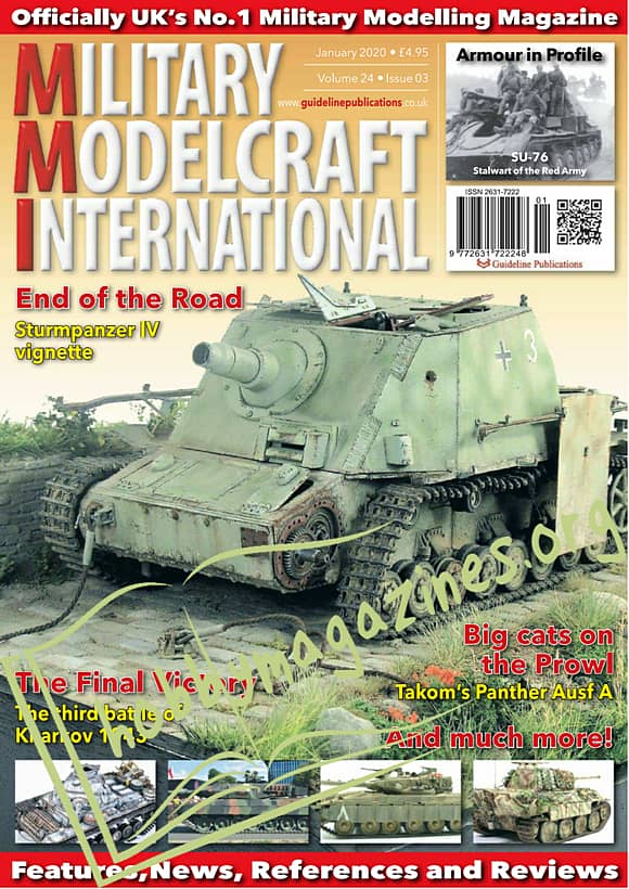 Military Modelcraft International - January 2020