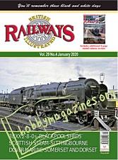 British Railways Illustrated - Janaury 2020