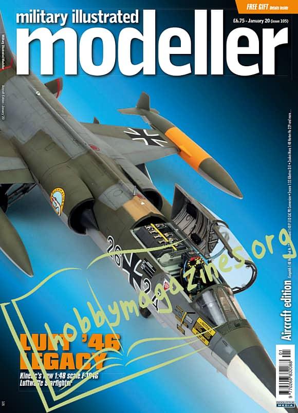 Military Illustrated Modeller - January 2020