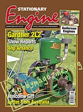 Stationary Engine - January 2020