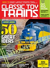 Classic Toy Trains - February 2020