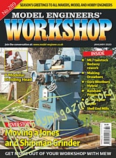 Model Engineers' Workshop - January 2020