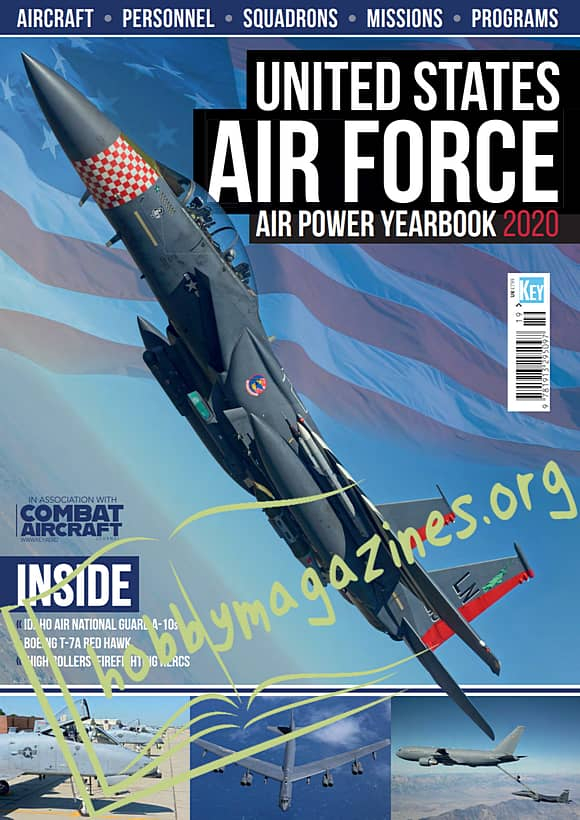 United States Air Force. Air Power Yearbook 2020
