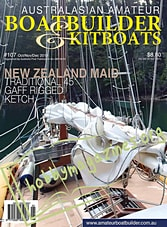 Australian amateur Boatbuilder - October/November/December 2019