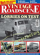 Vintage Roadscene - January 2020