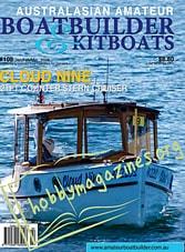 Australian Amateur Boatbuilder - January/February/March 2020