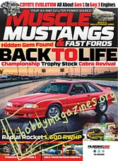 Muscle Mustangs & Fast Fords - January 2020