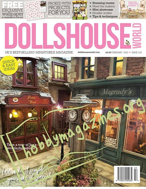 Dolls House World - February 2020