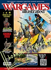 Wargames Illustrated - April 2019