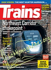 Trains - February 2020