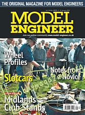 Model Engineer 4629 - 3-16 January 2020