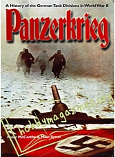 Panzerkrieg. A History of the German Tank Divisions in World War II