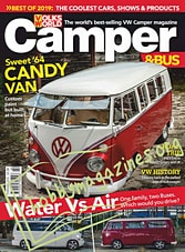 VW Camper & Bus  - February 2020