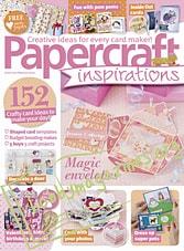 Papercraft Inspirations - February 2020
