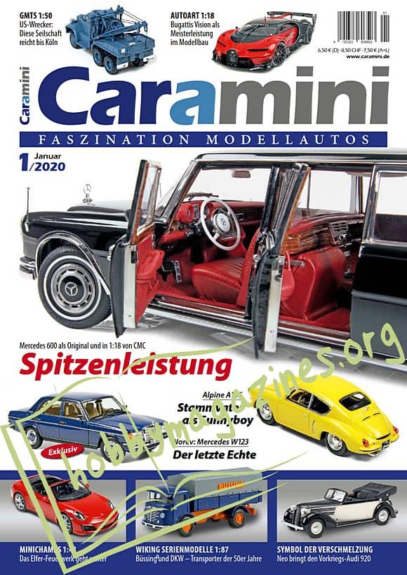 Caramini - Januar 2020