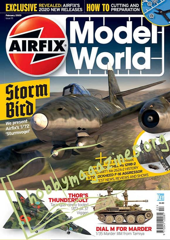 Airfix Model World - February 2020