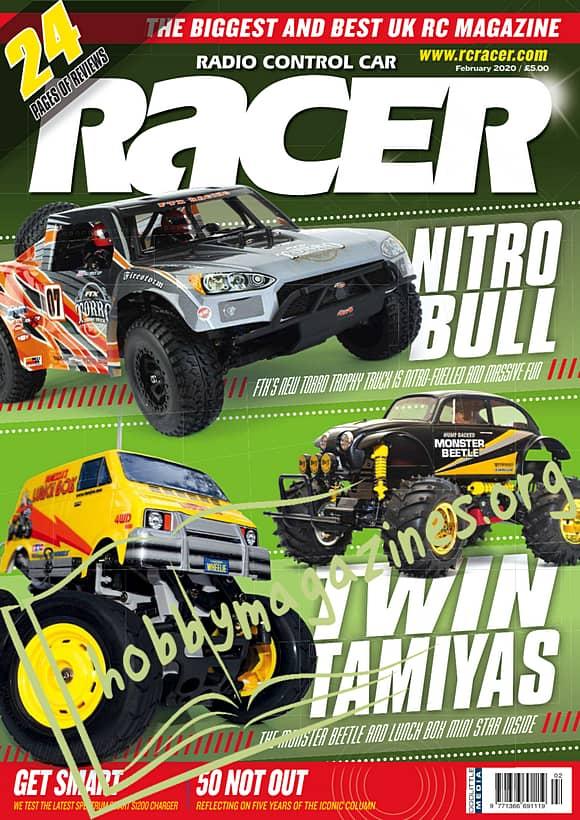 Radio Control Car Racer - February 2020