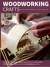 Woodworking Crafts Issue 59