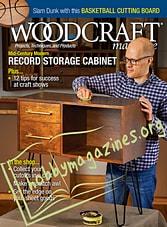Woodcraft Magazine - February/March 2020