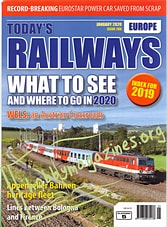 Today's Railways Europe - January 2020