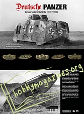 Deutsche Panzer: German Tanks in World War I (1917-1918