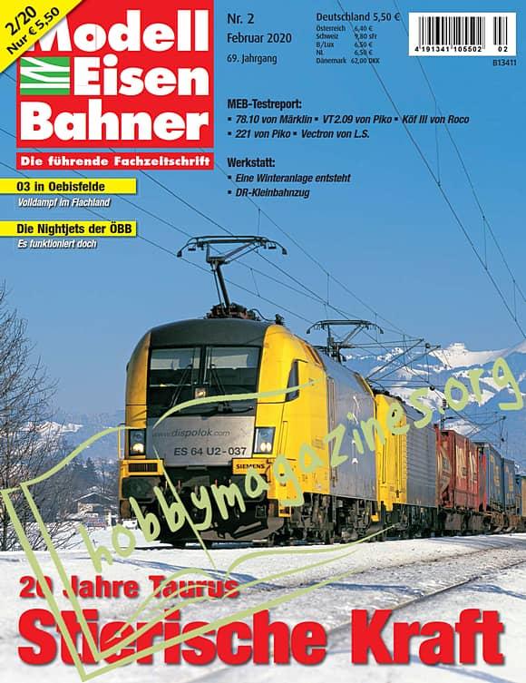 ModellEisenBahner - Februar 2020