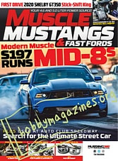 Muscle Mustangs & Fast Fords - February 2020