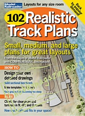 Model Railroader Special Issue: 102 Realistic Track Plans