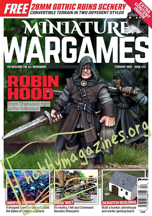 Miniature Wargames - February 2020