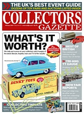 Collectors Gazette - February 2020
