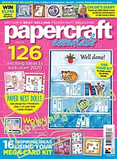Papercraft Essentials Issue 183