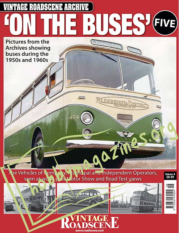 On The Buses Book 5
